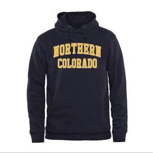 Northern Colorado Blue L Hoodie